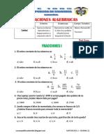 Matematic2 Sem22 Experiencia6 Actividad5 Fraccioneses FR222 Ccesa007