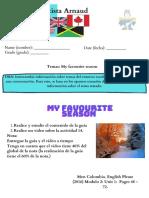 Guide 1 ninth grade 3rd term 2021 Coljuba