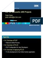Peter Eeles - RUP for Successful J2EE Projects