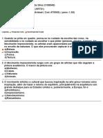 02 - UNIASSELVI - Centro Universitário Leonardo Da Vinci - Portal Do Aluno - Portal Do Aluno - Grupo UNIASSELVI
