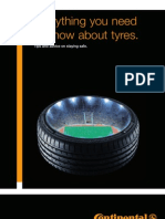 Everything you need to know about tyres