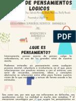 Tipos de Pensamiento - Diaz, Mariano, Mendoza y Nevado