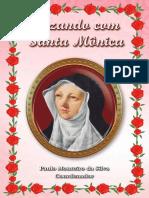 Orações Rezando Com Santa Mônica Maria Rainha Dos Corações