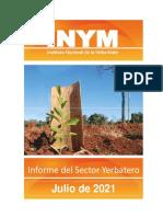 2021 07 Estadisticas INYM
