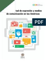 Niñez LEXMedios - INFORME TEMATICO CIDH