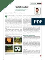 EM Asia Magazine NOV-DEC2010 Modern Solder Paste Technology