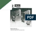 VRD 355 Manual de Operacion