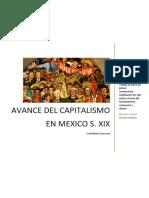 Tp Noemi El Avance Del Capitalismo Mexico