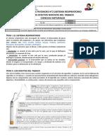 GUIA DE ACTIVIDADES N2 - UNIDAD3 -CIENCIAS NATURALES 5°