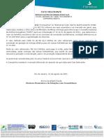 Fato Relevante - 31.08.21 - Resolução CNPE