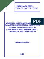 NORMAM 03