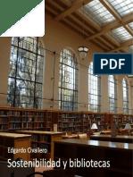 Sostenibilidad y bibliotecas