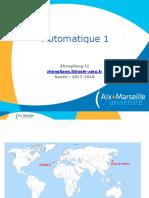 Automatique 1 20172018 ZLI 1