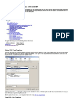 Code Templates in NetBeans IDE for PHP - Tutorial