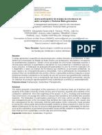 Manejo de Microbacia Pantanal