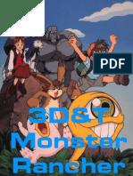 3D&T - Monster Rancher