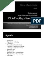 OLAP-Algoritmo Key