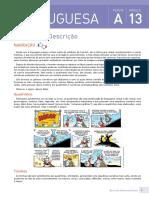 Português - Vol. 5 - Narração e Descrição - Gêneros Jornalísticos - Modernismo 2 Fase 3 Fase - Poesia Concreta, Poesia Marginal e Tropicalism - ORAÇÕES PERÍODOS