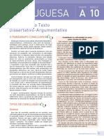Português - Vol. 4 -  A INTERVENÇÃO - Funções da Linguagem - Variação Linguística – Intertextualidade - Pré-Modernismo - 1 faseModernismo - Concordância - Regência