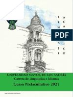 Lenguaje Académico Prefa 2021-Ortografía