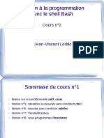 Cours Magistral Initiation Prog 2