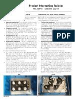 Compressor Terminal Plate