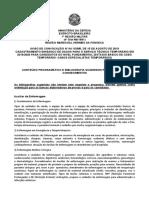CET - Conteudo Programatico e Bibliografia 2019-2020
