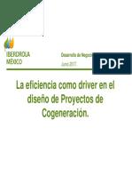 eficiencia de proyectos cg