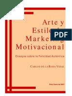 Carlos de La Rosa Vidal Como Lograr La Felicidad Interior Autoayuda
