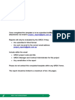 technical report template 08
