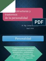 Estilos, estructuras y trastornos de Pd