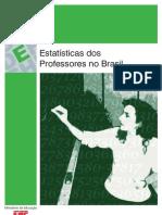 estatisticas_professores INEP