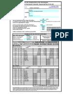 Planilla Método PCA 84