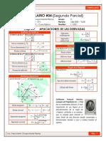 Formulario#04 MAT101