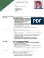 Curriculum Vitae 589