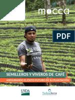Semilleros y Viveros de Cafe