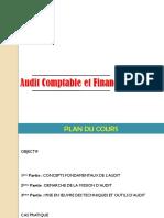 Cours d'Audit