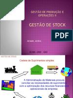 Tipos de Stocks 160821