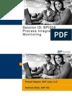 PI Monitoring