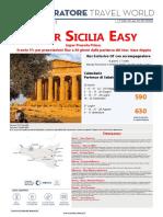 1415)20 - Tour Sicilia Easy - Speciale 2021