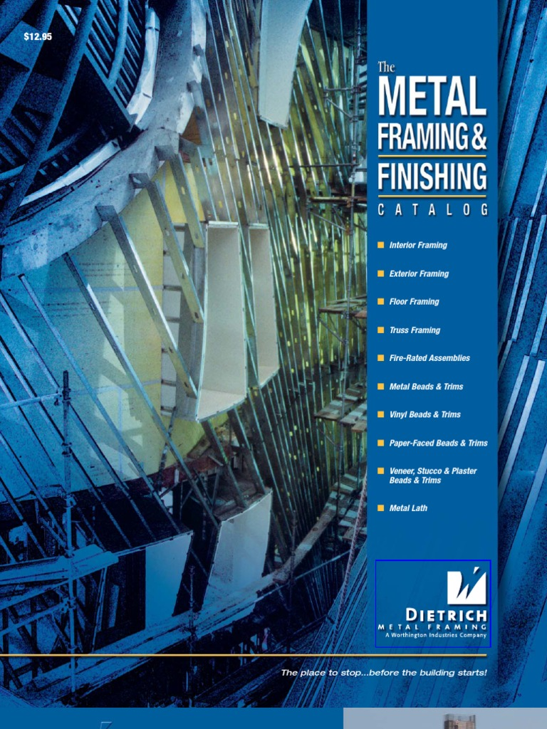 Dietrich Metal Framing And Finishing