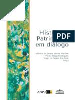 História e Patrimônio Em Diálogo (E-book) - Mõnica