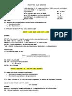 DESVIACIONES EN COSTOS INDIRECTOS DE FABRICACIÓN