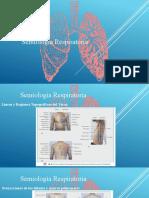 Semio Respiratorio Presentacion