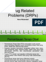 MATERI 7-Drug Related Problems (DRPs)
