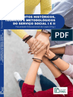 Livro - Fundamentos Historicos, Metodologicos do Servico Social I e II