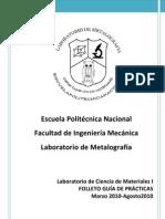 Folleto de Ciencia de Materiales Febrero-Agosto 2011