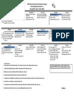 Final Datesheet S-II Exam April 14-16 2011 ver Mar 29