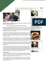 30-03-11 El Diputado Marcor expuso con base a un análisis que demostró el uso excesivo de papel