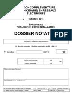 10281 Dossier Notation e2 Mc Tre 2018